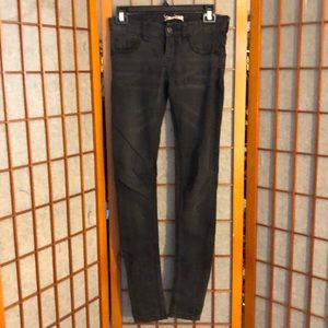 Perfect condition low rise free people skinnies